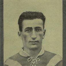 Coleccionismo Cromos antiguos: CROMOS LOS NOTABLES DEL FOOTBALL,MATIAS,CASA SOGORB FUNDADA 1895, . Lote 180514390