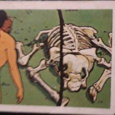 Coleccionismo Cromos antiguos: 1 CROMO DE ** .TARZAN . PANRICO .N. 109 **. AÑO 1979. RECUPERADO . Lote 181223515