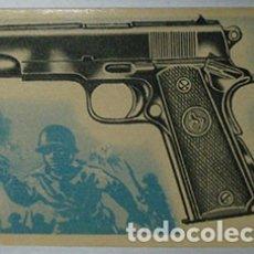 Coleccionismo Cromos antiguos: CROMO ALBUM HISTORIA DE LAS ARMAS DE CRISOL NUMERO 40 (NUEVO). Lote 181441153