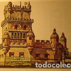 Coleccionismo Cromos antiguos: CROMO ALBUM NUESTRO MUNDO ATLAS ILUSTRADO DE BIMBO NUMERO 52 (NUEVO). Lote 181640211