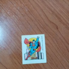 Coleccionismo Cromos antiguos: CROMO PASTELITO ZIBALI SUPERMAN. Lote 181987206