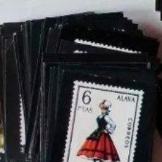 Coleccionismo Cromos antiguos: CROMOS EL SELLO ESPAÑOL A 0,25 EUR CADA CROMO,EN LA FOTO NO ESTAN TODOS LOS CROMOS. Lote 195504533