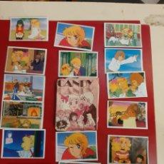 Coleccionismo Cromos antiguos: CANDY 16 CROMOS EDICIONES ESTE. Lote 182364083