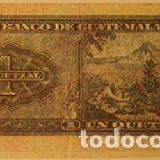 Coleccionismo Cromos antiguos: CROMOS ALBUM TELE BANCO CANCION DE ESTE 1 QUETZAL GUATEMALA (RECUPERADO). Lote 182643251