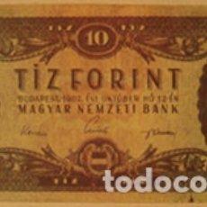 Coleccionismo Cromos antiguos: CROMOS ALBUM TELE BANCO CANCION DE ESTE 10 FLORINT HUNGRIA (RECUPERADO). Lote 182643295