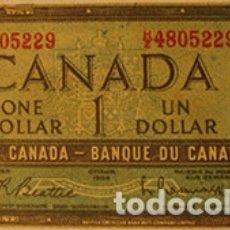 Coleccionismo Cromos antiguos: CROMOS ALBUM TELE BANCO CANCION DE ESTE 1 DOLAR CANADA (RECUPERADO). Lote 182643998