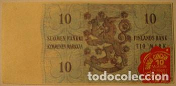 Coleccionismo Cromos antiguos: CROMOS ALBUM TELE BANCO CANCION DE ESTE 10 MARCOS FINLANDIA (RECUPERADO) - Foto 2 - 182644130