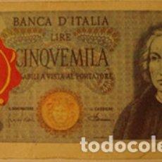 Coleccionismo Cromos antiguos: CROMOS ALBUM TELE BANCO CANCION DE ESTE 5000 LIRAS ITALIA (RECUPERADO). Lote 182644210