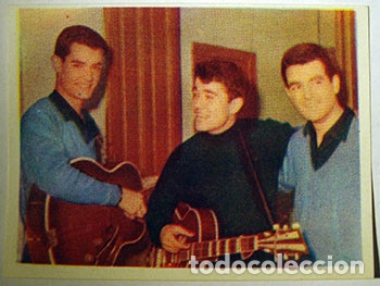 CROMOS ALBUM LA HISTORIA DEL DUO DINAMICO DE ESTE NUMERO 51 (NUEVO) (Coleccionismo - Cromos y Álbumes - Cromos Antiguos)
