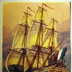 Coleccionismo Cromos antiguos: CROMOS ALBUM HISTORIA DE LA LOCOMOCION DE FERMA NUMERO 54 (NUEVO). Lote 182648808