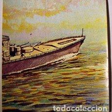 Coleccionismo Cromos antiguos: CROMOS ALBUM MUNDO AMENO DE BRUGUERA NUMERO 3 (NUEVO). Lote 182653122