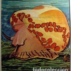 Coleccionismo Cromos antiguos: CROMOS ALBUM MUNDO AMENO DE BRUGUERA NUMERO 16 (NUEVO). Lote 182653165