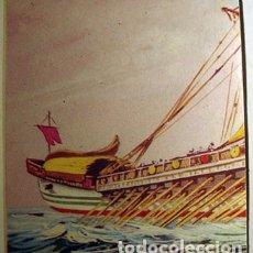 Coleccionismo Cromos antiguos: CROMOS ALBUM MUNDO AMENO DE BRUGUERA NUMERO 26 (NUEVO). Lote 182653183