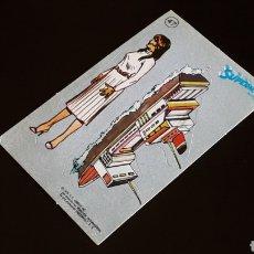 Coleccionismo Cromos antiguos: CROMO ADHESIVO TROQUELADO Nº 47 ALBUM SUPERMAN EL FILM, PROMOCIÓN PANRICO, ORIGINAL AÑO 1979.. Lote 182681830