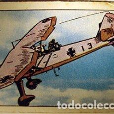 Coleccionismo Cromos antiguos: CROMO ALBUM AVIACION DE 1900 A 1950 DE CLIPER NUMERO 260 (NUEVO). Lote 182813401