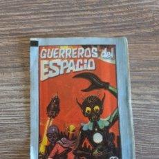 Coleccionismo Cromos antiguos: SOBRE DE CROMOS SIN ABRIR GUERREROS DEL ESPACIO ED-FHER. Lote 195918776