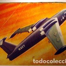 Coleccionismo Cromos antiguos: CROMO ALBUM HISTORIA DEL TRANSPORTE AEREO DE CHOCOLATES SOLSONA NUMERO 118 (NUEVO). Lote 183040490