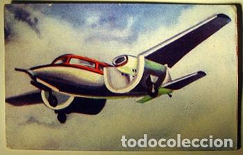 CROMO ALBUM HISTORIA DEL TRANSPORTE AEREO DE CHOCOLATES SOLSONA NUMERO 130 (NUEVO) (Coleccionismo - Cromos y Álbumes - Cromos Antiguos)