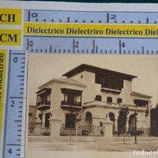 Coleccionismo Cromos antiguos: ANTIGUO CROMO DE CHOCOLATES COMPAÑÍA COLONIAL A. Y E. MERIC MADRID. EXPOSICIÓN SEVILLA PABELLÓN CUBA. Lote 183209703