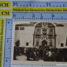 Coleccionismo Cromos antiguos: ANTIGUO CROMO CHOCOLATES COMPAÑÍA COLONIAL A. Y E MERIC MADRID EXPOSICIÓN SEVILLA PABELLÓN ARGENTINA. Lote 183209961
