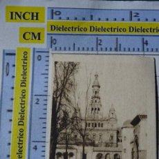 Coleccionismo Cromos antiguos: ANTIGUO CROMO CHOCOLATES COMPAÑÍA COLONIAL A Y E MERIC MADRID EXPOSICIÓN SEVILLA PABELLÓN TELEFÓNICA. Lote 183210060