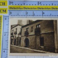 Coleccionismo Cromos antiguos: ANTIGUO CROMO CHOCOLATES COMPAÑÍA COLONIAL MERIC MADRID PUEBLO ESPAÑOL BARCELONA, CASA SOLARIEGA. Lote 183210665