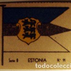 Coleccionismo Cromos antiguos: CROMO ALBUM CROMOS DE GUERRA SERIE B DE EDICIONES VICTOR NUMERO 91 (NUEVO). Lote 183213066