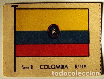 CROMO ALBUM CROMOS DE GUERRA SERIE B DE EDICIONES VICTOR NUMERO 119 (NUEVO) (Coleccionismo - Cromos y Álbumes - Cromos Antiguos)