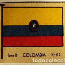 Coleccionismo Cromos antiguos: CROMO ALBUM CROMOS DE GUERRA SERIE B DE EDICIONES VICTOR NUMERO 119 (NUEVO). Lote 183213586