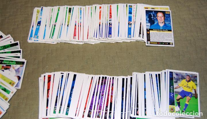 Coleccionismo Cromos antiguos: COLECCIÓN INCOMPLETA DE CROMOS DE FÚTBOL LPF LIGA 2003, COMPUESTA POR 347 DIFERENTES - Foto 3 - 184052546