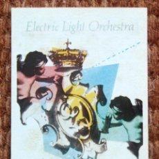 Coleccionismo Cromos antiguos: CROMO SUPER EXITO - ELECTRIC LIGHT ORCHESTRA - Nº 106. Lote 184094977