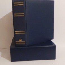 Coleccionismo Cromos antiguos: ALBUM NEUTRO / SIN TITULO, SUPERMAMUT: 30X34X11CM.. 4 ANILLAS.. Lote 187200006