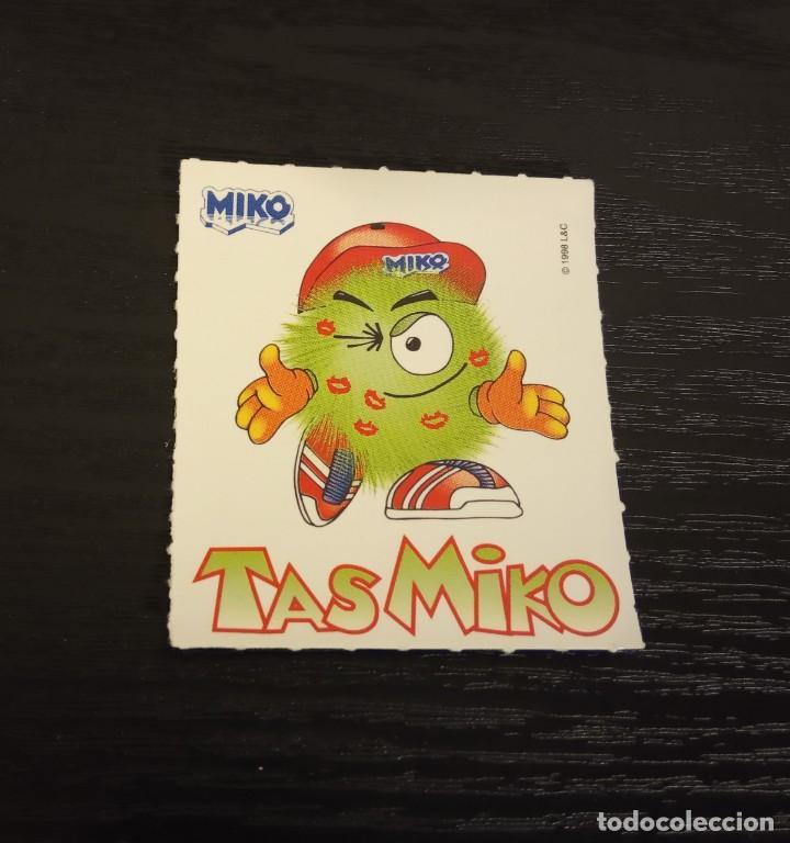 -CROMO TAS MIKO 1998 : TAS MIKO (Coleccionismo - Cromos y Álbumes - Cromos Antiguos)