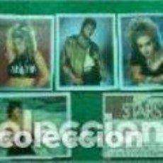 Coleccionismo Cromos antiguos: CROMOS SUPER STARS ESTE RESERVADO. Lote 192193365