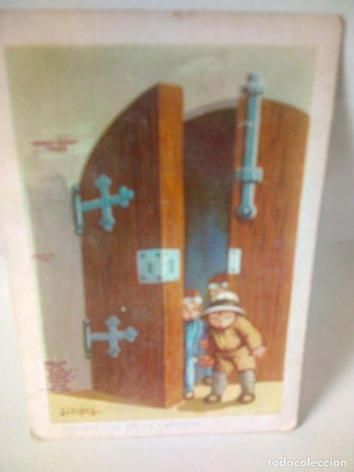 Coleccionismo Cromos antiguos: AVENTURAS DE PAQUITO Y CARBONILLA.- 13 CROMOS. - Foto 10 - 194059780