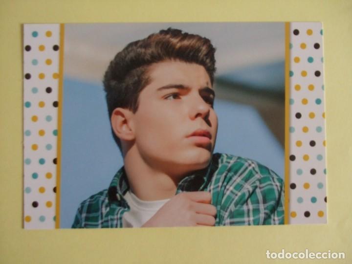 PHOTOCARDS GEMELIERS. COLECCIÓN PANINI. Nº 89 (Coleccionismo - Cromos y Álbumes - Cromos Antiguos)