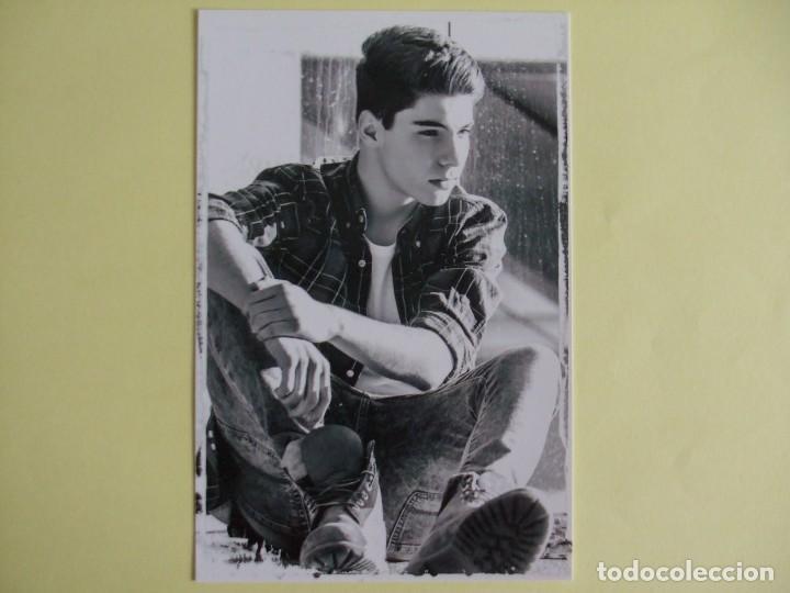 PHOTOCARDS GEMELIERS. COLECCIÓN PANINI. Nº 91 (Coleccionismo - Cromos y Álbumes - Cromos Antiguos)