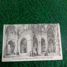 Coleccionismo Cromos antiguos: CATEDRAL TOLEDO. Lote 194269947