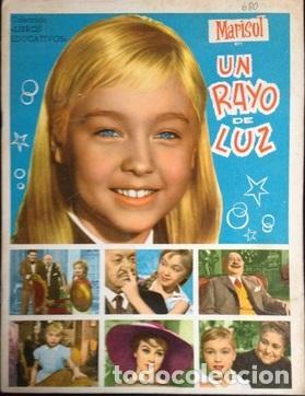 LOTE DE 10 CROMOS SELECCIONADOS DE UN RAYO DE LUZ - MARISOL - FHER (Coleccionismo - Cromos y Álbumes - Cromos Antiguos)