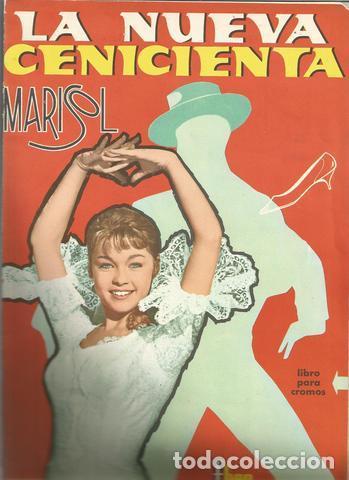 LOTE DE 10 CROMOS SELECCIONADOS DE LA NUEVA CEINICIENTA - MARISOL - FHER (Coleccionismo - Cromos y Álbumes - Cromos Antiguos)