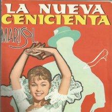 Coleccionismo Cromos antiguos: LOTE DE 10 CROMOS SELECCIONADOS DE LA NUEVA CEINICIENTA - MARISOL - FHER. Lote 194356475