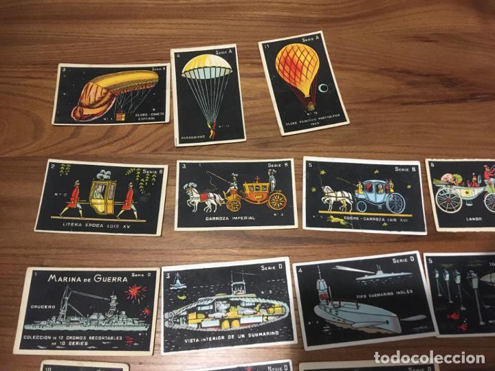 Coleccionismo Cromos antiguos: Chocolates Eduardo Pi Barcelona 33 cromos. fotos, ver series - Foto 4 - 194357202