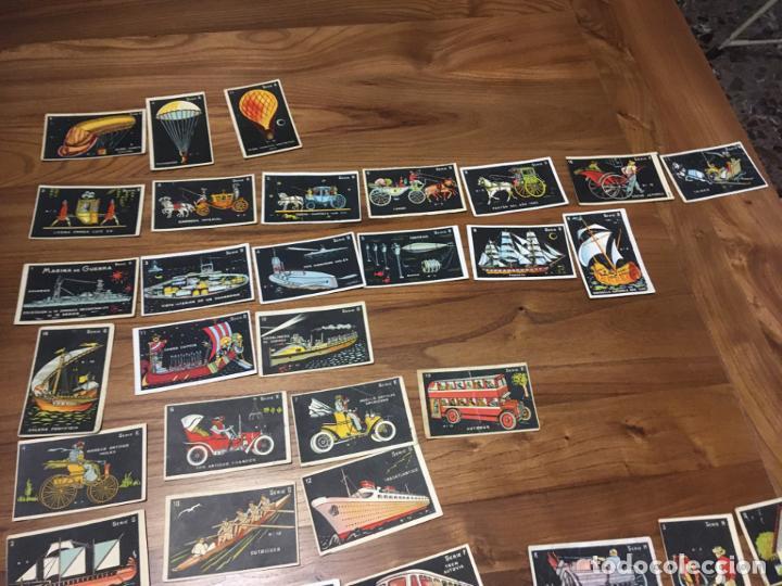 Coleccionismo Cromos antiguos: Chocolates Eduardo Pi Barcelona 33 cromos. fotos, ver series - Foto 5 - 194357202