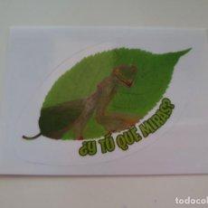 Coleccionismo Cromos antiguos: CROMO Nº 200 EL GRAN ÁLBUM DEL MUNDO ANIMAL 2019 ANIMALES 2019. Lote 194359631