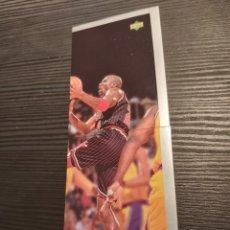 Coleccionismo Cromos antiguos: CROMOS STICKER NBA MICHAEL JORDAN #66-68. Lote 194531251