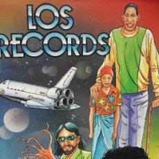 Coleccionismo Cromos antiguos: 100 CROMOS SUELTOS DEL ALBUM LOS RECORDS CROMO ROS 1989. Lote 194567150