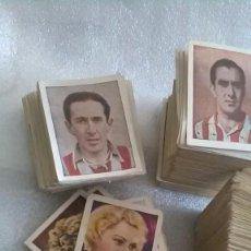 Coleccionismo Cromos antiguos: ÁLBUM FOTO-PELICULAS, FÚTBOL, BOXEO.... Lote 194576452