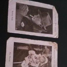 Coleccionismo Cromos antiguos: GLORIAS DEL CINE. Lote 194582177