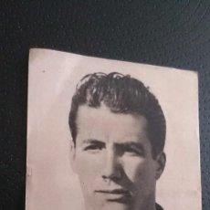 Coleccionismo Cromos antiguos: MACALA, EXTERIOR DERECHA, ESPAÑOL FUTBOL. Lote 194585246