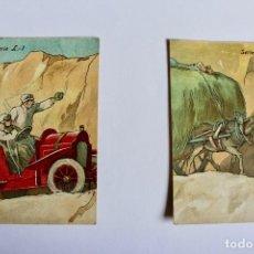 Coleccionismo Cromos antiguos: COLECCIÓN DE CROMOS DE CHOCOLATE AMATLLER. APEL•LES MESTRES, SÉRIE L. Lote 194693515